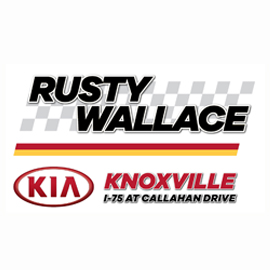 Rusty Wallace Kia